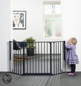 BabyDan - Flex M Veiligheids afscheiding - Zwart