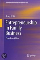 Entrepreneurship in Family Business