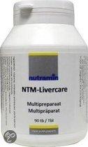 Nutramin NTM  LiverCare Tabletten 90 st