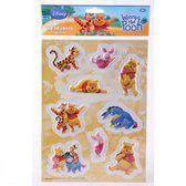 Disney Winnie de Poeh 3d stickers