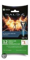 Foto van Xbox 360 Live Gold 12 maanden + 1 maand gratis + Sword Pen