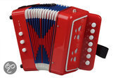 Accordeon medium New Classic Toys 19x19x10 cm (0055)