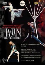 Paris Opera Ballet - Ivan The Terrible