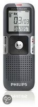Philips LFH0635 - Voice recorder - 2 GB - Zwart