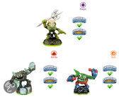 Skylanders Spyro's Adventure Triple Pack Voodood, Boomer, Prism Break Wii + PS3 + Xbox360 + 3DS + Wii U + PS4