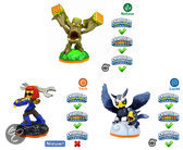 Skylanders Giants Adventure Triple Pack Sprocket, Sonic Boom, Stump Smash Wii + PS3 + Xbox360 + 3DS + Wii U + PS4