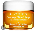 Clarins Toning Body Polisher - 200 ml - Douchegel