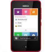 Nokia 501 Asha - Rood