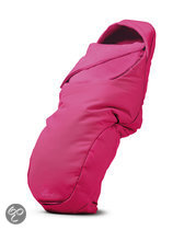 Quinny General Footmuff Pink Passion - 2015