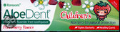Cruydhof Aloë Dent Kinder - 50 ml - Tandpasta