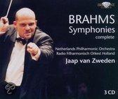 Brahms - Complete symfonieën (3CD)