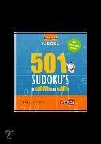 501 Sudoku's in soorten en maten