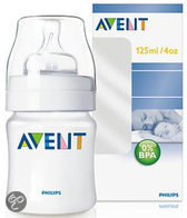 Philips Avent Classic SCF680/17 - Babyfles 125 ml