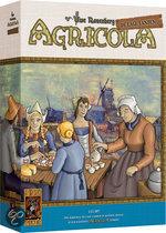 Agricola de Lage Landen - Bordspel