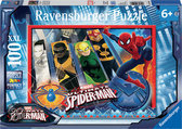 Ravensburger Spiderman en zijn Team - Kinderpuzzel