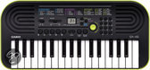 Casio SA-46 Keyboard Green Casing Base 32 Mini Toetsen