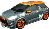 Racetin Citroen DS3 - RC Auto - 1:28 - Grijs