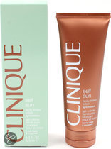 Clinique Body Tinted Lotion Light/Medium - 125 ml - Zelfbruinende lotion