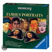 Famous Portraits Memory
