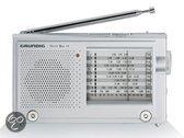Grundig WR 5401 - Wereldontvanger - Zilver