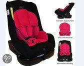 Bebies First - Autostoel Remi Luxe Colorful - Black Pink