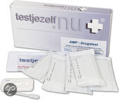 Testjezelf Drugtest Amfetamine (Speed) - 6 stuks