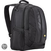 Case Logic, Nylon Professional Backpack 17.3 inch (Zwart)