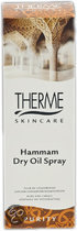 Therme Hammam Dry Olie Spray - 125 ml - Bodyolie