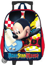 Mickey star medium trolley