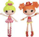 Lalaloopsy Workshop Dubbelset Ballerina& Cowgirl - Pop