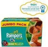 Pampers Baby Dry - Luiers Maat 4 - Jumbo Pack plus 84st