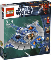 LEGO Star Wars Gungan Sub - 9499