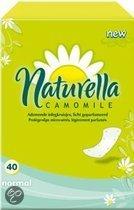 Naturella - Normal Voordeelpak - Inlegkruisjes