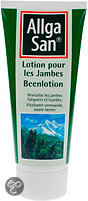 Allgauer Allgasan Beenlotion - 200 ml - Bodycrème
