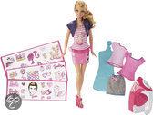 Barbie Strijken & Klaar - Barbie pop