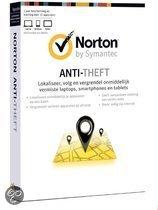 Symantec Norton Anti-Theft 1.0 - Nederlands / SOP / 10 Gebruikers / Win