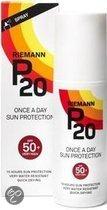 P20 Sunfilter - SPF 50 - 100 ml - Zonnebrandspray