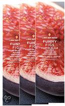 Dr. van der Hoog Funny Figs -  Gezichtsmasker - 3 stuks - Voordeelverpakking