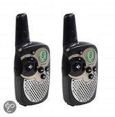 Topcom Twintalker 1302 Duo Combi Pack - Walkie talkie met accessoires