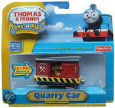 Fisher-Price Thomas &amp  friends quarry wagon