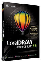 CorelDRAW, Graphics Suite X6 Small Business Edition  UK