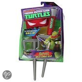 Teenage Mutant Hero Turtles Gevechtsaccessoires Raphael