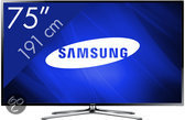Samsung UE75F6400 - 3D led-tv - 75 inch - Full HD - Smart tv
