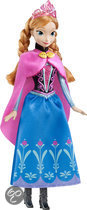 Disney Frozen Prinses Anna - Pop