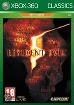 Resident Evil 5 - Classics Edition