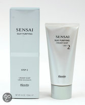 Kanebo Sensai Silky Purifying Creamy Soap - 125 ml - Reinigingscrme
