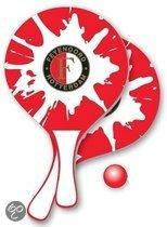 Feyenoord Beachball set rood wit