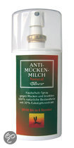 Jaico Anti-Muggen-Melk natuural Spray