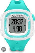 Garmin Forerunner 15 - GPS Sporthorloge voor Dames - Groen/Wit