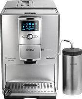 Nivona CafeRomatica 855 Volautomaat Espressomachine - Zilver